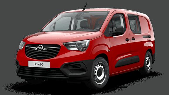 Opel Combo Cargo Doppelkabine