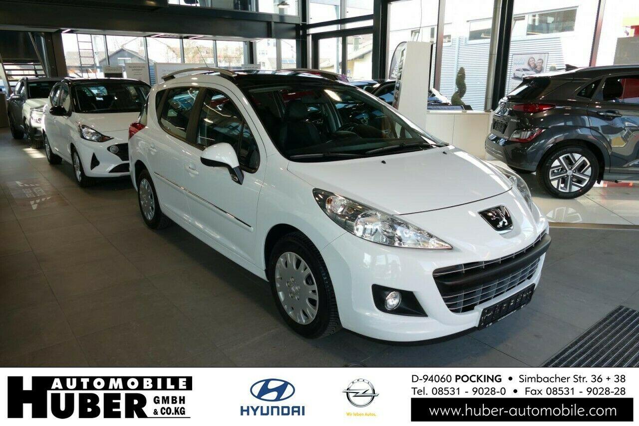 Peugeot 207 1.6 16V VTI 120 SW Premium Klima Navi