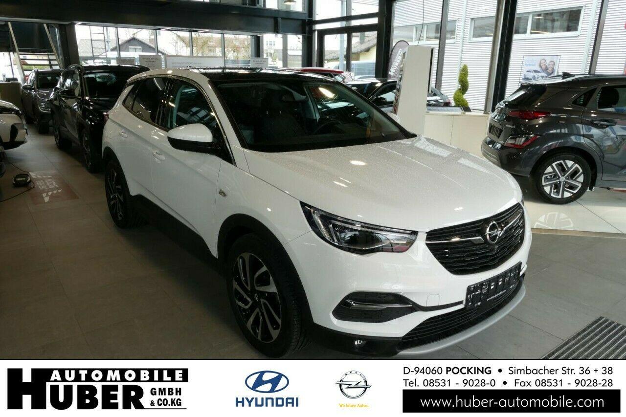 Opel Grandland X 1.6 Turbo Ultimate (EURO 6d-TEMP)