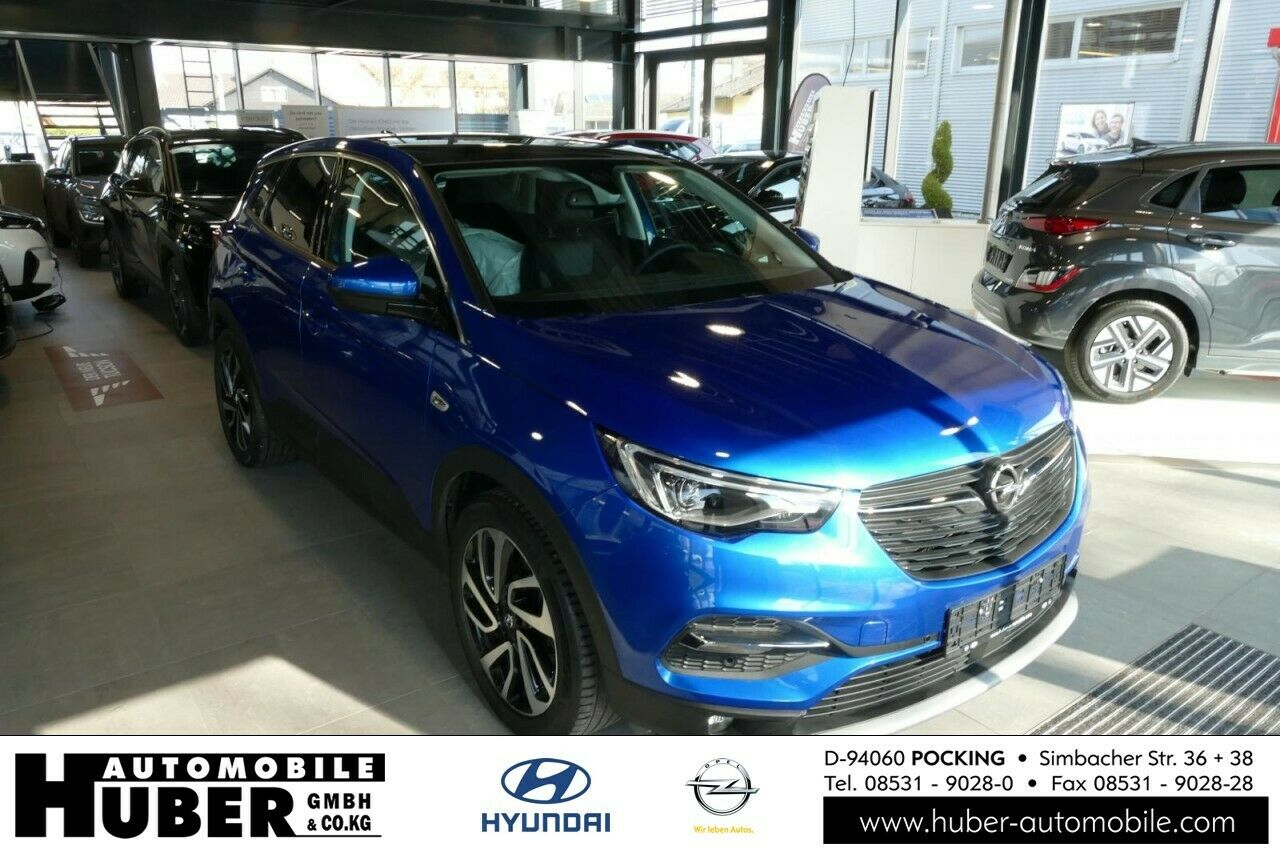 Opel Grandland X 1.6 CDTI INNOVATION Klima Navi