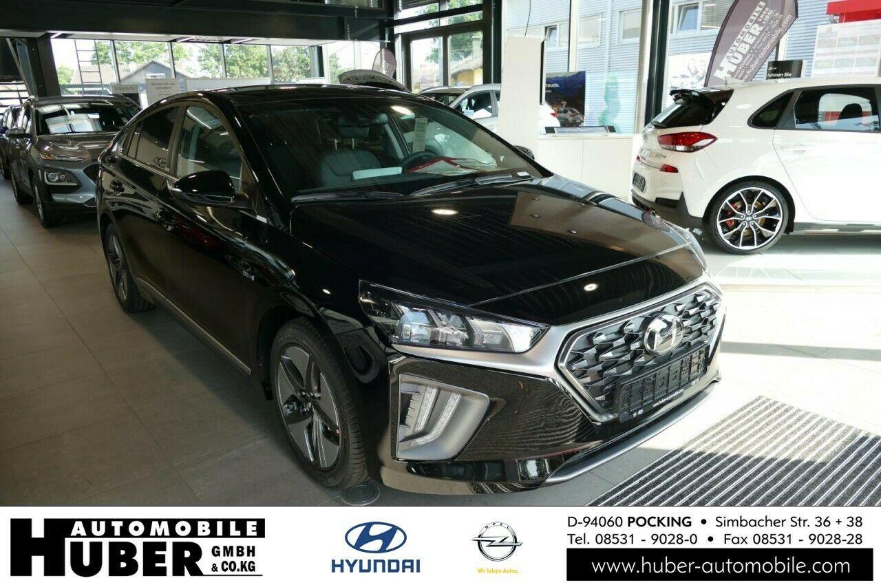 Hyundai Ioniq Hybrid Style Paket Klima Navi