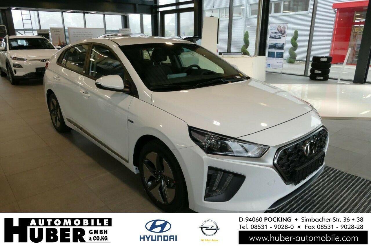 Hyundai Ioniq Hybrid Trend Sitzheizung Abstandsradar