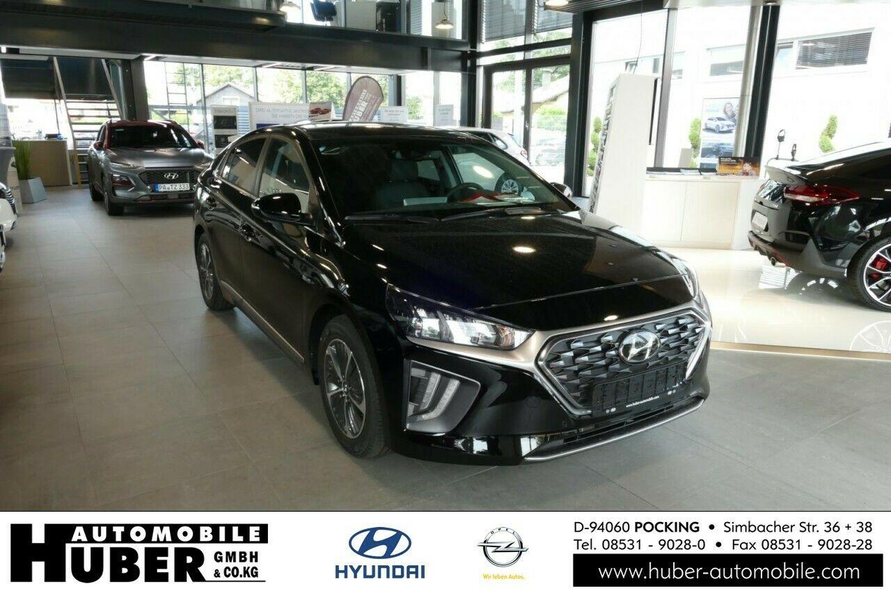 Hyundai IONIQ Facelift Plug-In-Hybrid Premium-Paket
