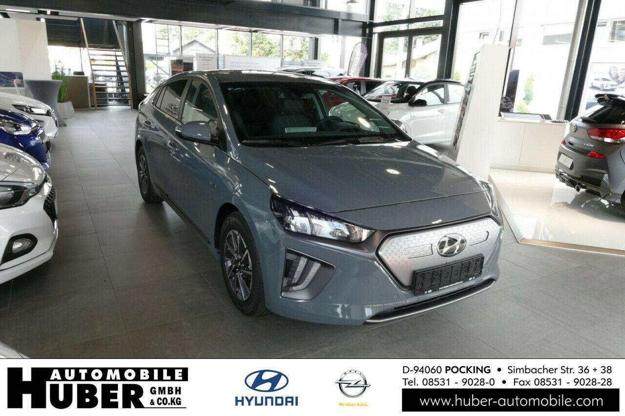 Hyundai Ioniq Elektro Premium-Paket, Leder, ACC Klima