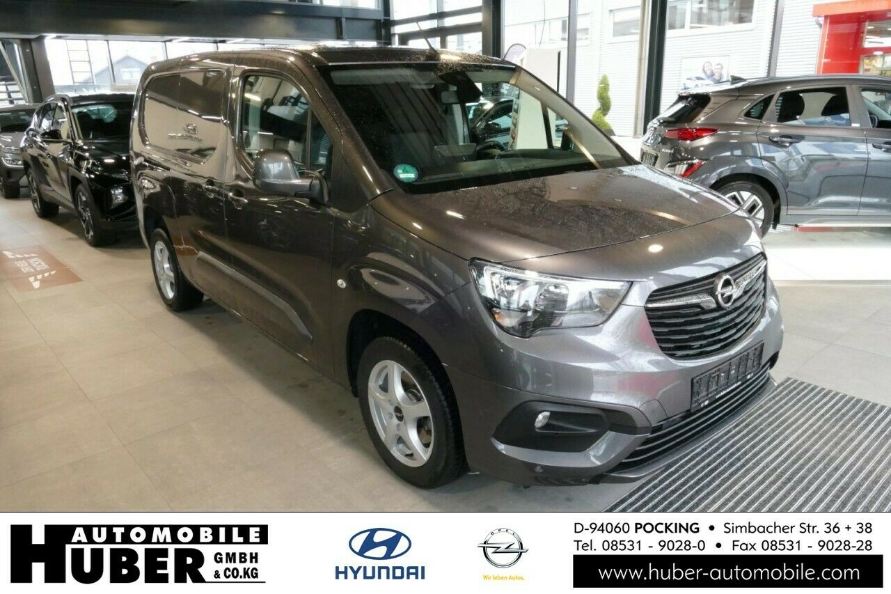 Opel Combo Cargo 1.5 D Edition Vollausstattung Automa